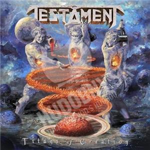 Testament - Titans of creation (2x Vinyl) od 24,89 €