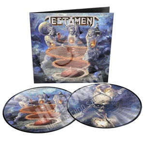 Testament - Titans of creation (2x Picture limited Vinyl) od 34,89 €
