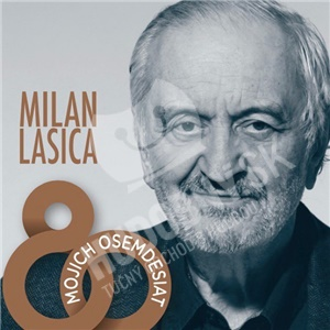 Milan Lasica - Mojich osemdesiat (4CD) od 24,99 €
