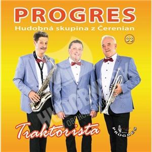 Progres - Traktorista 33 od 11,99 €