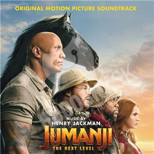 OST - Jumanji: The Next level/ (2x Vinyl - Coloured ) od 33,49 €