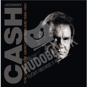 Johnny Cash - Complete Mercury Albums 1986-1991 (Limited 7CD Box) od 41,89 €