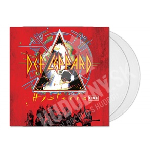 Def Leppard - Hysteria Live (Limited Clear 2x Vinyl) od 31,89 €