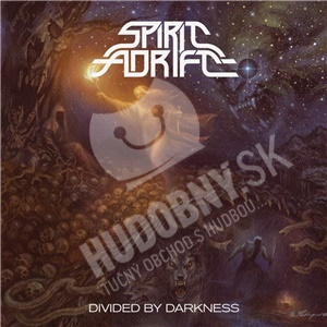Spirit Adrift - Divided By Darkness (ReIssue 2020 Neon Orange - coloured vinyl) od 25,49 €