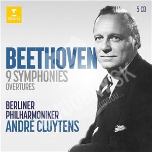 Andre Cluytens - 9 Symphonies  Overtures (5CD) od 13,99 €