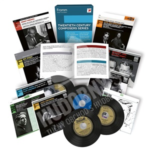 VAR - Fromm Music Foundation 20th Century Composer Series (10CD) od 33,99 €