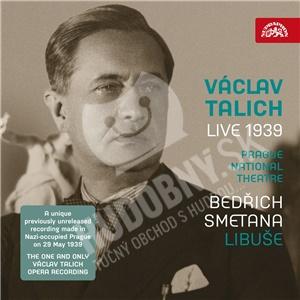 Česká filharmonie - Václav Talich - Libuše 1939 od 9,99 €