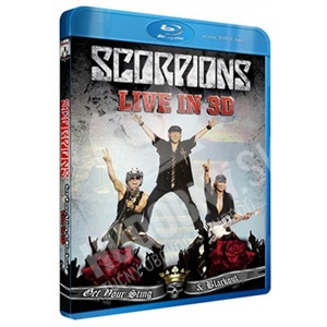 Scorpions - Live In 3D Get Your Sting & Blackout od 15,53 €