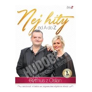 Rytmus z Oslian - Nej hity od A do Z (3CD) od 17,99 €