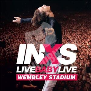 INXS - Live Baby Live -  Live At Wembley Stadium (Bluray) od 21,99 €