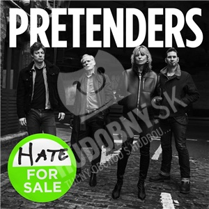 Pretenders - Hate For Sale od 15,99 €
