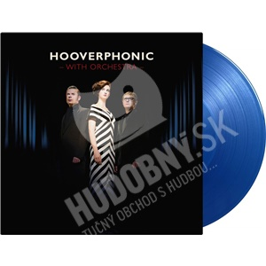 Hooverphonic - With Orchestra (Blue Vinyl) od 99,99 €