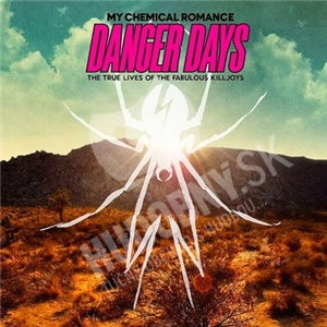 My Chemical Romance - Danger Days: The True Lives Of The Fabul od 14,29 €