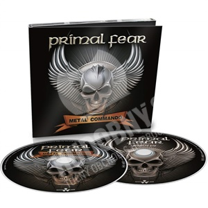 Primal Fear - Metal Commando (Limited Digi incl. Bonus-CD) od 16,89 €
