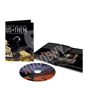 Roger Waters - Us + Them (Bluray) od 21,99 €