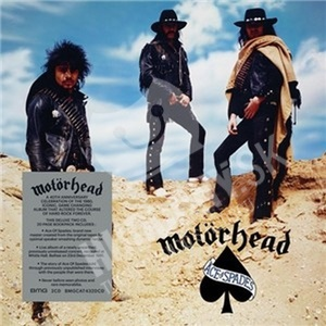Motörhead - Ace Of Spades (40th Anniversary Edition Vinyl) od 58,99 €