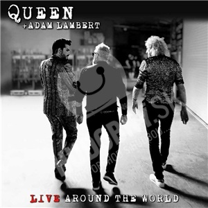 Queen & Adam Lambert - Live Around the World (Vinyl) od 39,99 €