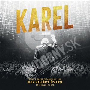 Karel Gott - Karel (Soundtrack 2CD) od 14,99 €
