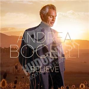 Andrea Bocelli - Believe (Deluxe edition) od 20,49 €