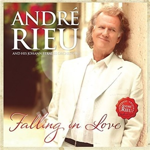 André Rieu - Falling In Love (CD + DVD) od 17,98 €