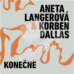 Aneta Langerová & Korben Dallas - Konečně (EP) od 11,99 €