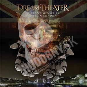 Dream Theater - Distant memories - live in London (3CD+2DVD) od 16,98 €