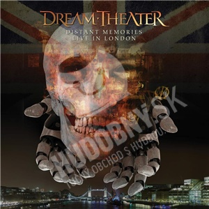 Dream Theater - Distant Memories - Live in London (Limited black 4xVinyl+3CD Box Set) od 59,99 €