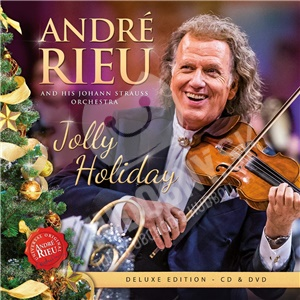 André Rieu - Andre/Strauss Orchest Rieu - Jolly Holiday (CD+DVD) od 26,69 €