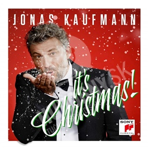 Jonas Kaufmann - It's Christmas! (2CD Limited Deluxe Edition) od 24,99 €