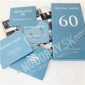 Michal David - 60 - Speciální edice (3CD+DVD) od 39,99 €