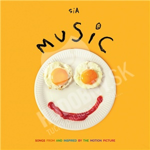 Sia - Music - Song from and Inspired By the Motion Picture od 16,99 €