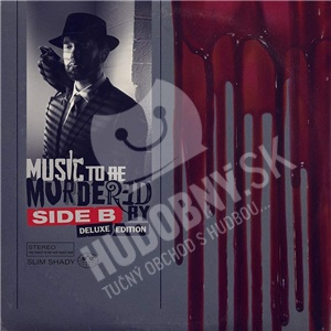 Eminem - Music To Be Murdered By - Side B (Deluxe 2CD) od 16,99 €