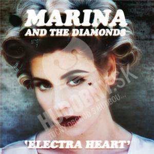 Marina and The Diamond - Electra Heart od 14,49 €