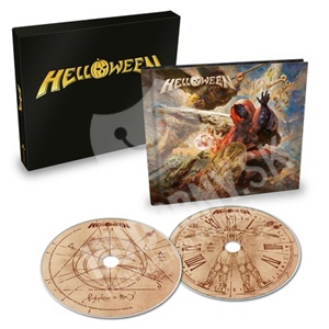 Helloween - Helloween (Digibook limited edition) od 18,99 €