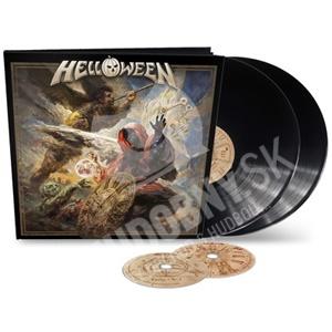Helloween - Helloween - Earbook limited (Bluray CD) od 56,99 €