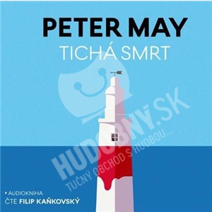 Audiokniha - Peter May / Tichá smrt (MP3-CD) od 16,39 €