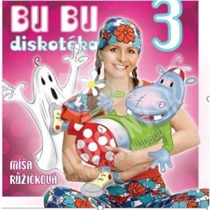 Míša Růžičková - Bu Bu diskotéka od 7,59 €