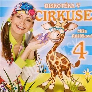 Míša Růžičková - Diskotéka v cirkuse od 7,59 €