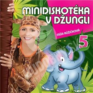 Míša Růžičková - Minidiskotéka v džungli od 7,59 €