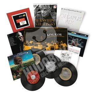 Leonard Bernstein - Bernstein conducts Stravinsky od 16,99 €