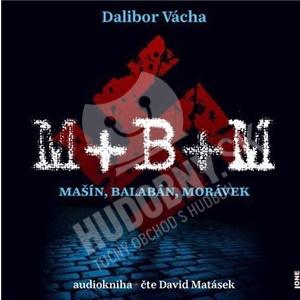 Audiokniha - M+B+M (MP3-CD) od 15,49 €