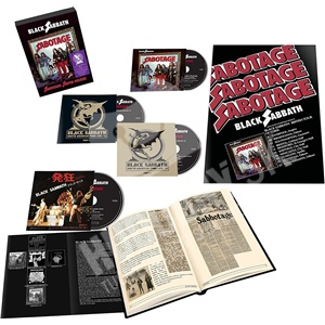 Black Sabbath - Sabotage (Super Deluxe Box Set) od 95,99 €