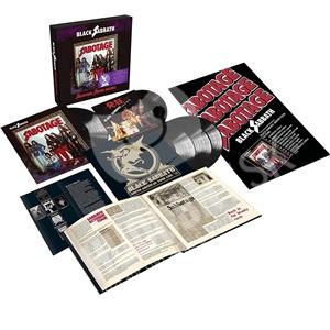 Black Sabbath - Sabotage (Super Deluxe Box Set Vinyl) od 125,99 €