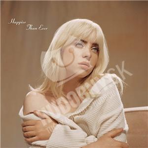 Billie Eilish - Happier Than Ever od 16,98 €