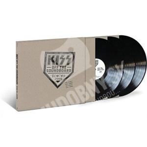 Kiss - Kiss off the soundboard: Tokyo 2001 (Vinyl) od 43,99 €