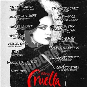 Soundtrack - Cruella (Original Motion Picture Soundtrack) od 15,39 €