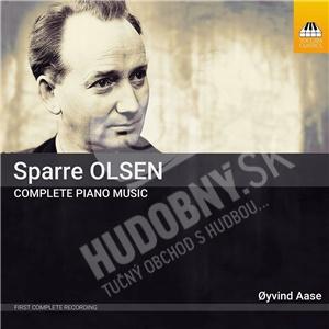 Carl Gustav Sparre Olsen - Carl Gustav Sparre Olsen: Complete piano music od 16,99 €