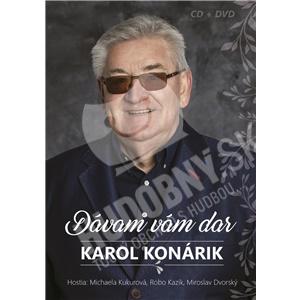 Karol Konárik - Dávam Vám dar (CD + DVD) od 12,99 €