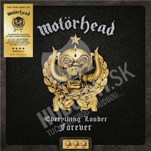 Motörhead - Everything Louder Forever - The Very Best Of (2x Vinyl) od 24,99 €