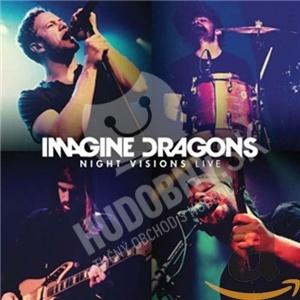 Imagine Dragons - Night Visions Live (CD+DVD) od 15,49 €